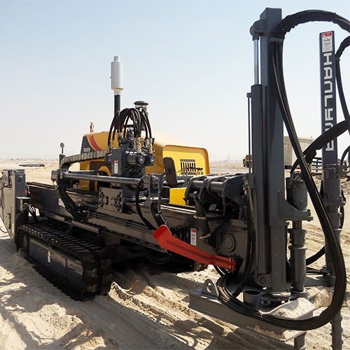 IngroundRevolution-HDD-UAE Oil Pipeline Project